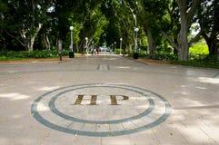 Hyde Park - Sydney - Australia. Hyde Park in Sydney - Australia Stock Photography