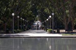 Hyde Park - Sydney Australie Images libres de droits
