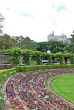 Hyde Park, Sydney. Hyde Park is a large park in Sydney, Australia. It is named after the Hyde Park in London. The main attraction in Hyde Park is the Archibald stock photo