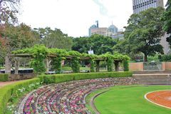 Hyde Park, Sydney Stock Images