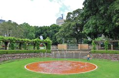 Hyde Park, Sydney Royalty Free Stock Images