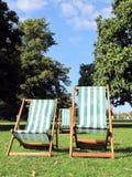 hyde parka odpoczynku słońce Zdjęcia Royalty Free