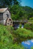 Hyde's Mill Ridgeway Wisconsin Royalty Free Stock Photos