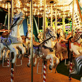 Hydepark's Winter Wonderland, London Royalty Free Stock Images