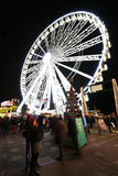 Hydepark's Winter Wonderland, London Stock Images