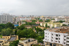 Hyderabad. Old Center of Hyderabad, capital of the state Andhra Pradesh, and sixth most populous city of India Royalty Free Stock Photo