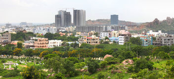 Hyderabad  city India Royalty Free Stock Images