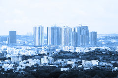 Hyderabad financial district Royalty Free Stock Photography