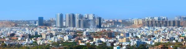 Hyderabad miasto w India zdjęcie stock