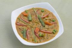 Hyderabad Nizami Handi chicken curry Stock Images