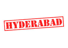 HYDERABAD Royalty Free Stock Images