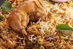 Hyderabadi Biryani Royalty Free Stock Photos