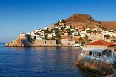 hydra της Ελλάδας Στοκ Εικόνες