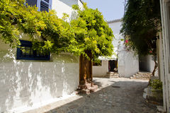 hydra της Ελλάδας Στοκ φωτογραφία με δικαίωμα ελεύθερης χρήσης