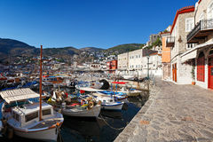 Hydra, Greece Stock Photo