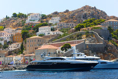 Hydra - Greece Royalty Free Stock Image