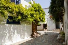 Hydra, Greece. Island of Hydra in Greece Royalty Free Stock Photo