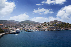 Hydra, Greece. Island of Hydra in Greece Royalty Free Stock Photos