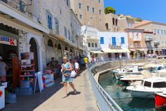 Hydra - Greece island Royalty Free Stock Photo