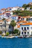 Hydra - Greece island Royalty Free Stock Photos