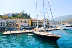 Hydra - isla de Grecia Foto de archivo