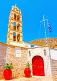 Hydra island Stock Photos
