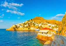 Hydra island Stock Images