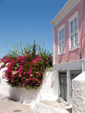 Hydra Island - Greece Royalty Free Stock Images