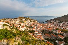 Hydra Royalty Free Stock Images
