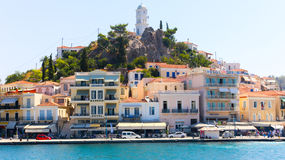 Hydra Island - Greece Stock Images
