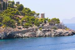Hydra island - Greece Stock Images