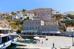 Hydra island - Greece islands Stock Photo