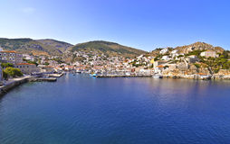 Hydra island Greece Royalty Free Stock Photo