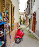Hydra island in Greece. Royalty Free Stock Photography