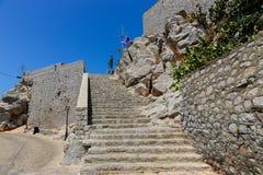 Hydra island in Greece Stock Photos