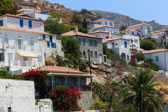 Hydra island in Greece Royalty Free Stock Photography