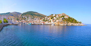 Hydra island Greece Stock Photos