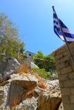 Hydra island in Greece Stock Image