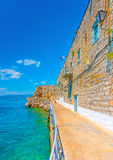 Hydra island Royalty Free Stock Photo