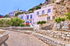 Hydra island Saronic Gulf Greece Royalty Free Stock Photography