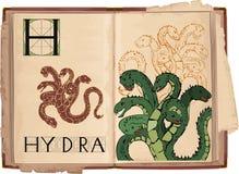Hydra Royalty Free Stock Photos