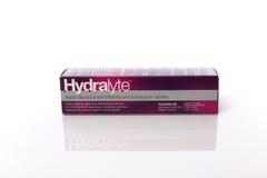 Hydralyte电解质片剂 免版税库存图片