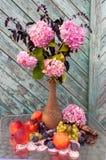Hydrangea bouquet Royalty Free Stock Photo
