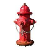 """Hydrant †""""lokalisiert vom Hintergrund Lizenzfreie Stockfotos"""
