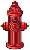 Hydrant lizenzfreie abbildung