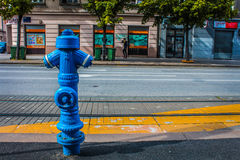 hydrant photographie stock