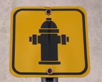 Hydrant Royalty-vrije Stock Foto