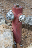 Hydrant. Royalty Free Stock Photo