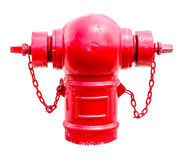 Hydrant in Thailand isolate Royalty Free Stock Photo