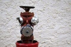 Hydrant winking eye Stock Photography